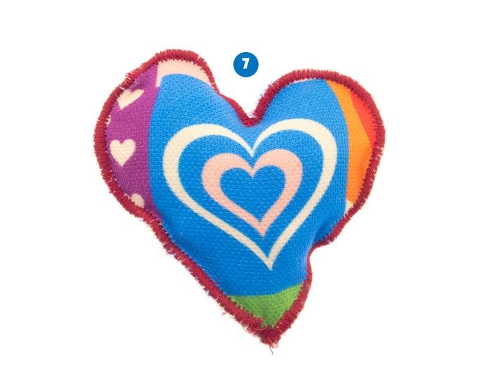 Valentines Gift Ideas for Girlfriend, Valentine Gift for First Boyfriend, Valentines Gift Ideas for Her, Stuffed Heart Ornament Favor
