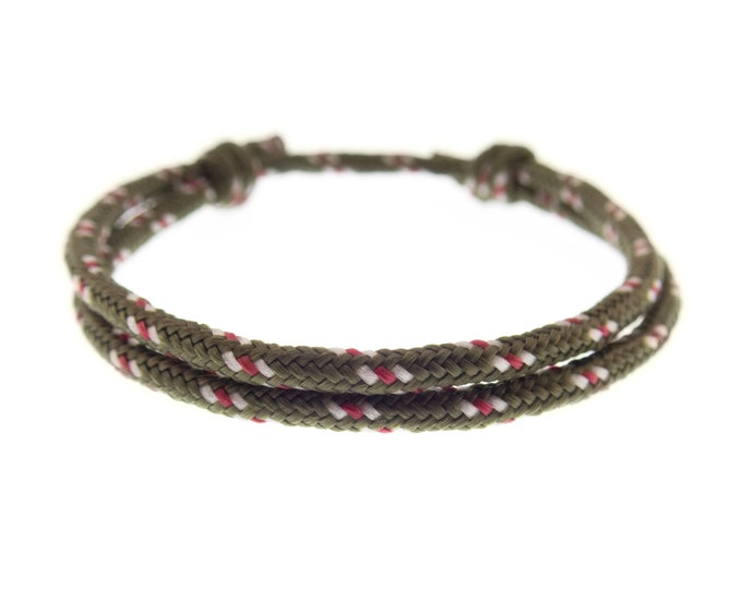 Simple Bracelet for Men and Ladies, Elegant Adjustable Knot Jewelry Designs for Couples, Guys Girlfriend Boyfriend Gift Ideas. 2 mm