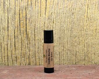 Organic Lip Balm: Vanilla Mocha Lip Balm || Coffee Lip Balm || Vanilla Lip Balm || Organic Lip Care || All Natural Lip Balm