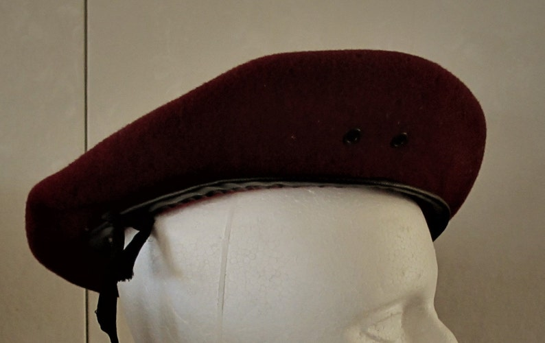 69e46d6b Beret British Army FREE SHIPPING Mens Flat Hat Cap Kangol | Etsy