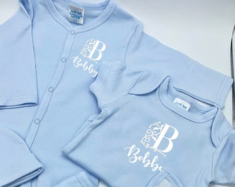 Baby boy clothing, boy outfit, baby boy clothes, Welcome to the world gift set, baby boy outfit,