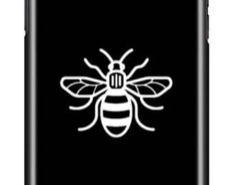 Bee phone case