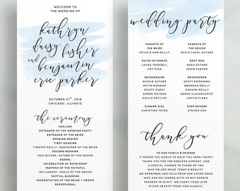 Watercolor Splash Engagement Party Invites  Gray Watercolor  Hand Lettering  Semi-Custom Party Shower Invites  Printed Invitations