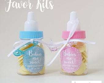 More Colors. Personalized Baby Shower Favors ...