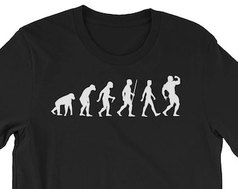Evolution of a Body Builder Unisex T-Shirt Great Gift