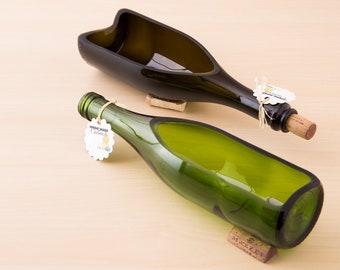 FAST SHIPPING Wine Lover Gift / Wine Bottle Planter - Succulent Planter / Succulent Decor / Wine Bottle Decor / Wine Bottle / Wine Gifts