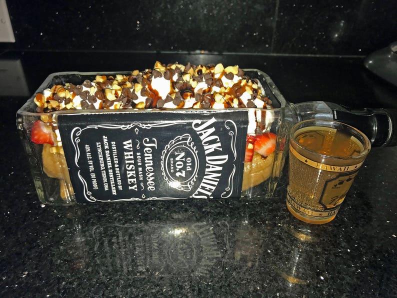 Jack Daniels Whiskey Gifts   Bottle Planter Or Vase   Jack  d2d47e13c