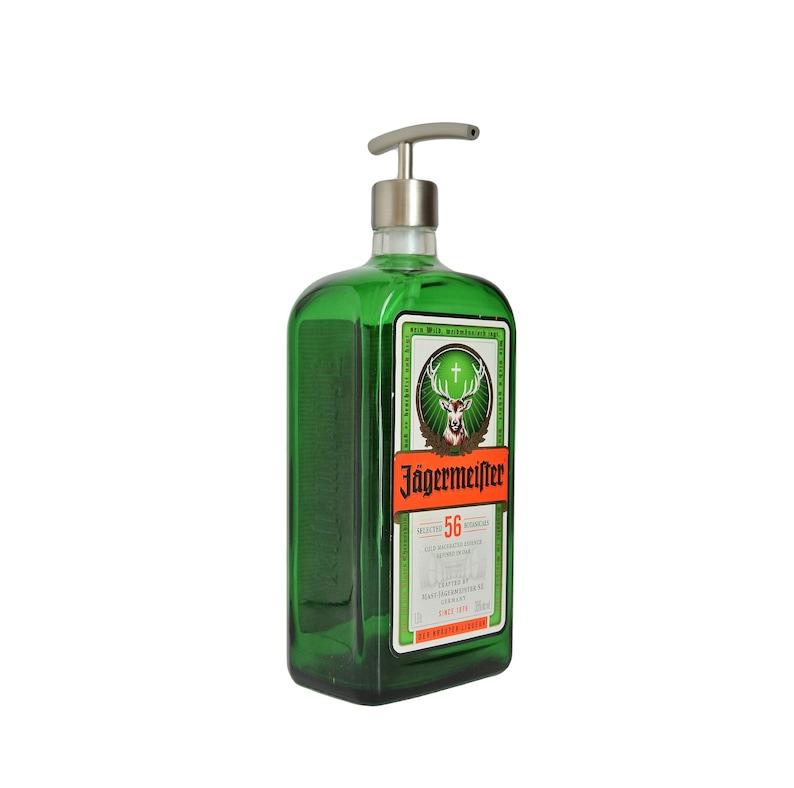 c3d438b5566 Jagermeister Soap Dispenser   21st Birthday for Him   Liquor