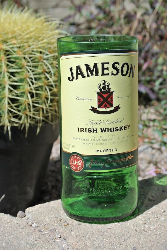 Jameson Vase Flower Vase Whiskey Gifts Liquor Bottle