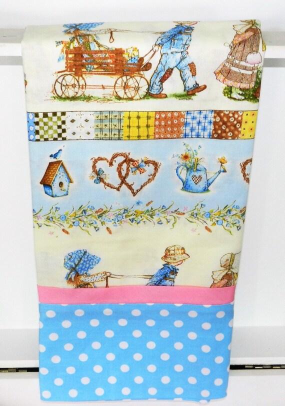 Pillowcase, Kid's Pillowcase, Standard Size, Made From Prairie Kids Fabric
