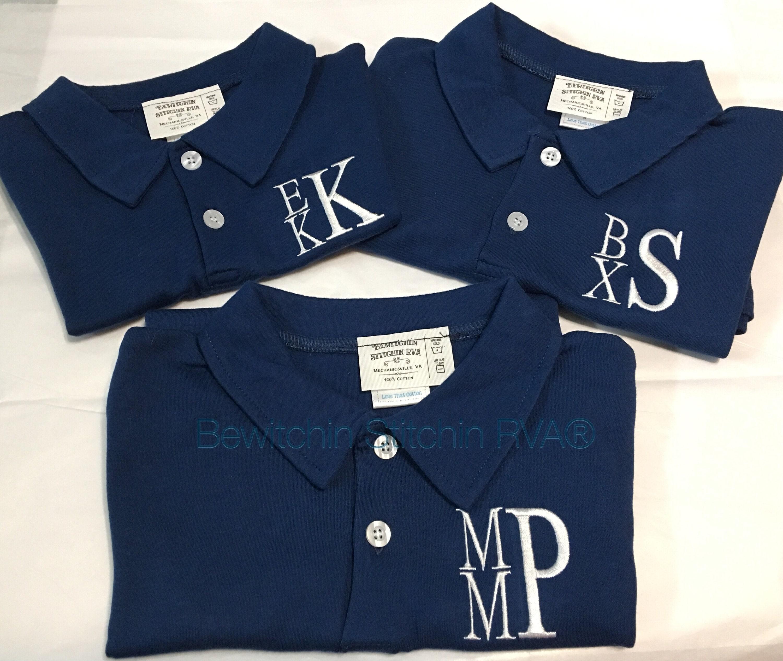 6ab0bcaae Custom Made Polo Tops | Kuenzi Turf & Nursery