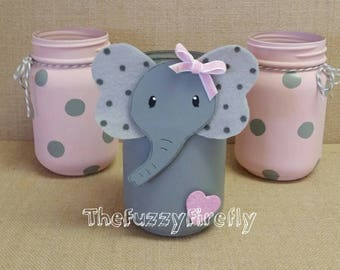 Elephant Party Decor Etsy