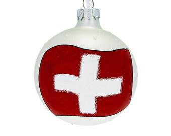 Switzerland Ornament Etsy