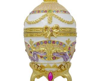 1903 Bonbonniere Faberge Egg