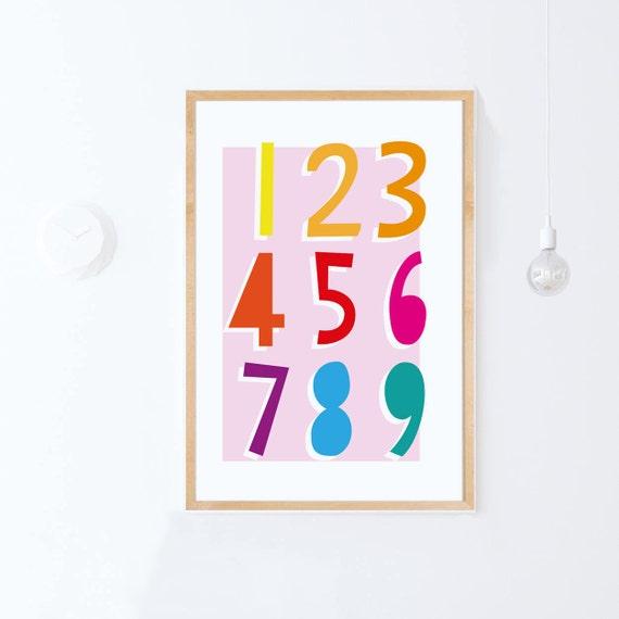 Poster Nursery Rhymes Mini 40 x 60cm