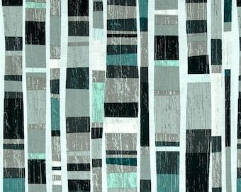 Knock on Wood - Color Navy - 100% Premium Cotton Fabric (Riley Blake Fabrics C5430 - BLUE)