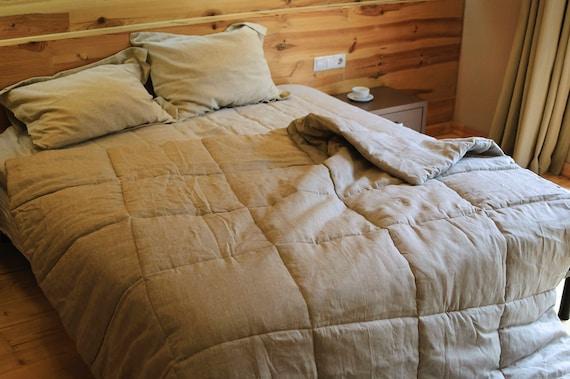 Winter Organic Hemp Flax Comforter Blanket Duvet Insert Etsy