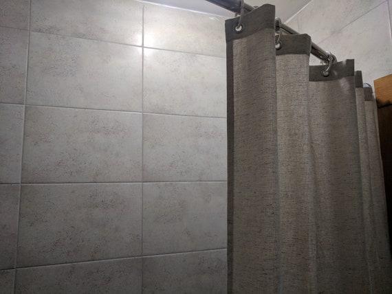 Tende Da Doccia Personalizzate : Tenda doccia arredamento mobili e accessori per la casa