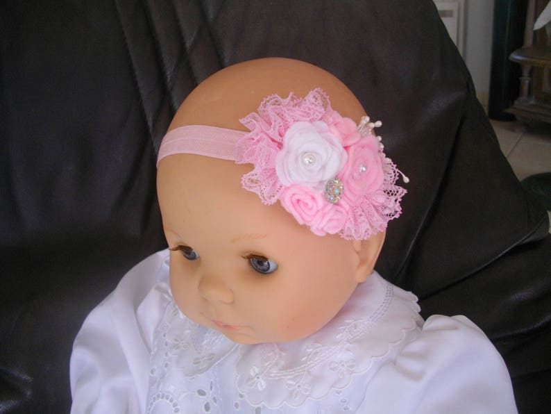handmade baby headband baby girl child headband headband baptism ceremony wedding parties baby headband felt lace baby headband beads