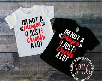 im not a player,toddler boy valentines day shirt,ladies man,valentines day,tshirt,boy valentines day shirt,toddler boy clothes