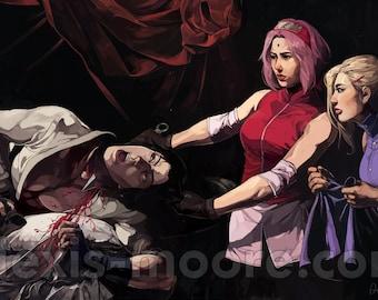 Beheading Poster Print