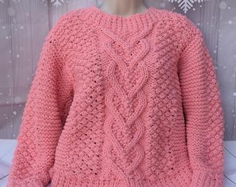 918ca661bf41 Pullover pattern