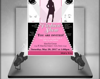 mary kay flyer template open house