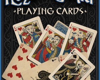 Royal Mischief Playing Cards - 2nd Edition!