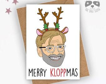 Funny christmas card   Etsy