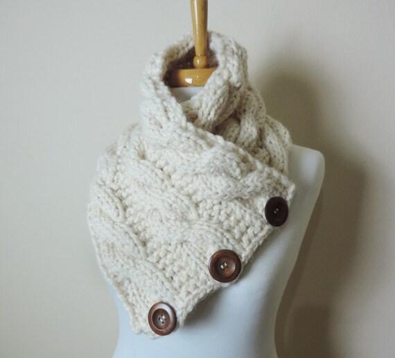 Calentador de Cuello de Perro Grande Redecilla Capucha Bufanda hecho a mano ropa de punto a mano personalizado