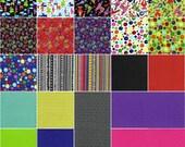 Llama Llama Bo Bama 10-Inch Squares Layer Cake, 42 Pieces, Sue Marsh, RJR Fabrics, Precut Fabric, Quilt Fabric, Cotton Fabric, Llama Fabric