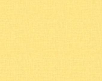 Essentials Basics Sun Yellow Hampton  Autumn, Fall Cotton Quilting Fabric, Wilmington Prints Essentials.