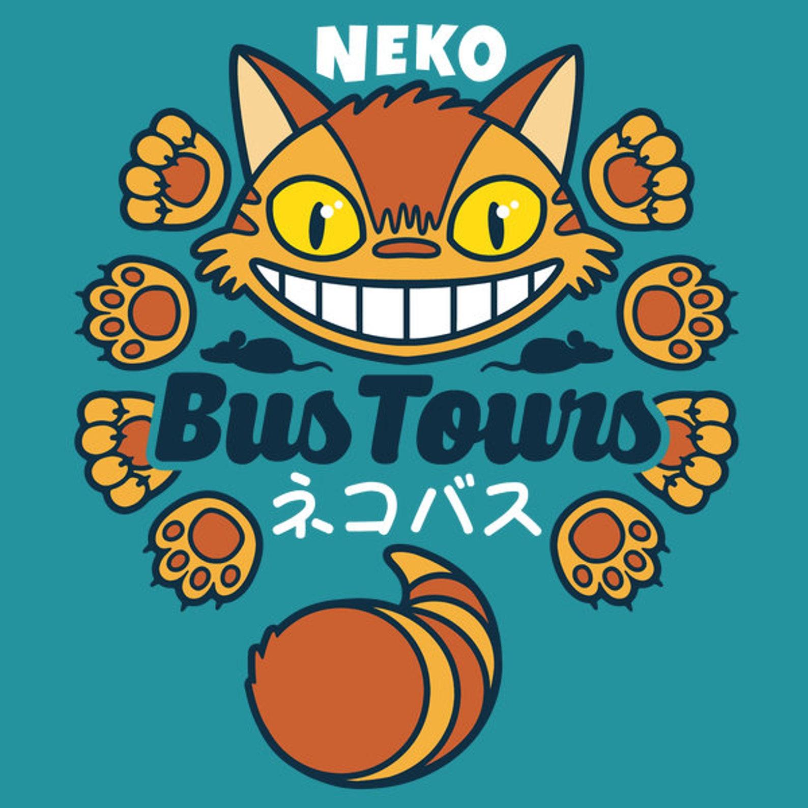 Catbus Tours Shirt
