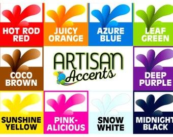 Artisan Accents Gel Colors 2 oz
