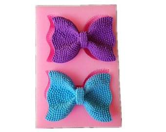 Bow Butterfly Silicone Mold