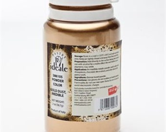Inedible Dust Gold Luster Powder Pastry Ideale