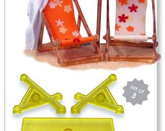 JEM Deck Chair 3-D Cutter Set