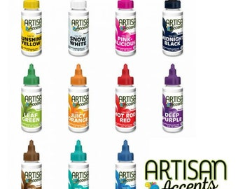 Artisan Accents Gel Colors Set of 11