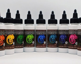 Chocolate Chameleon  Candy Color Exciting Colors