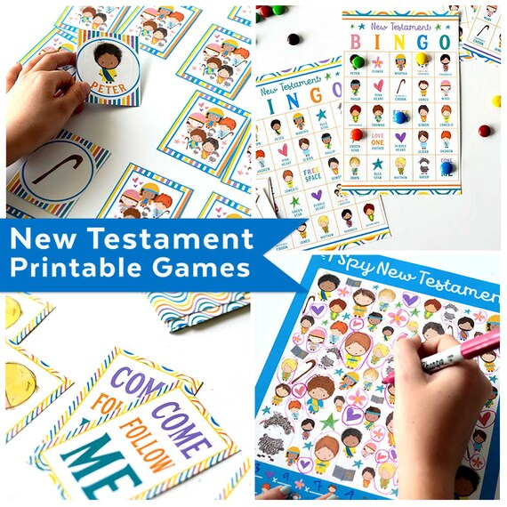photo relating to Printable Bible Games Kids named Refreshing Testomony Printable Video games Pursuits Package Bible Online games for Youngsters  Occur Observe Me Most important Can help