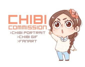 Cute Chibi Commission