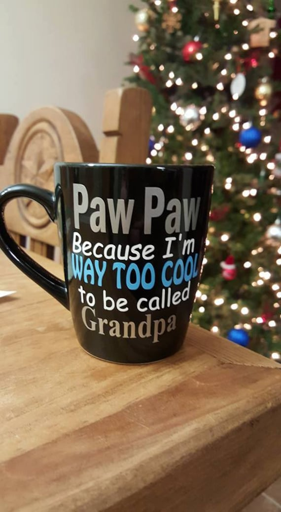 Items similar to Personalized Coffee Mug/Father's Day Gift ...