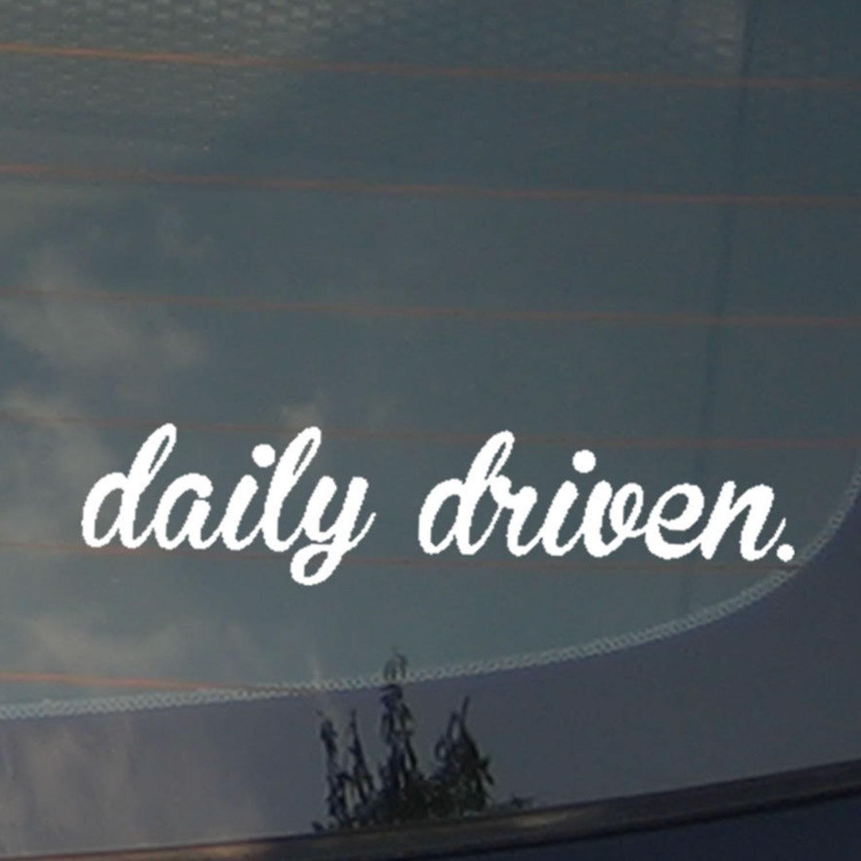NOT my boyfriends car JDM Racing Drifting Dope Girl Auto License Plate Frame