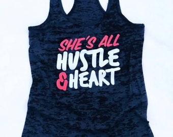 She's All Hustle & Heart