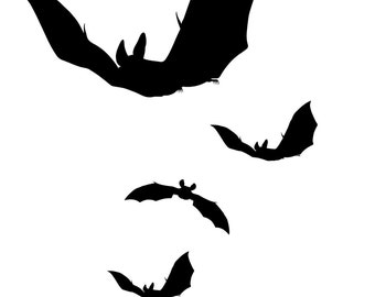 Bats Printable Art