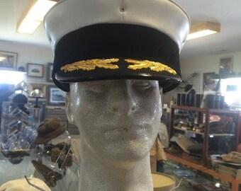 Fire Department Dress Cap