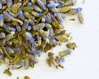 WILD LAVENDER - Organic Loose Herbal Tea, Luxury herbal tea, Open in case of stress, our handy little helper is the perfect emergency stash