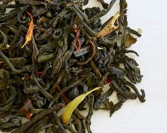ELDERBERRY BLOSSOM - Organic Loose Leaf Black Tea, Top Selling Items, tea lover gift for her, Berry Refreshing Black Tea