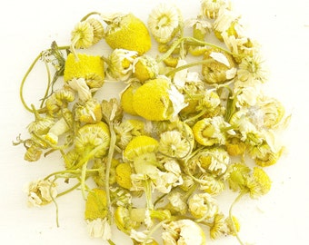 EGYPTIAN CHAMOMILE - Organic Loose Herbal Tea, Night time relax night-in delight