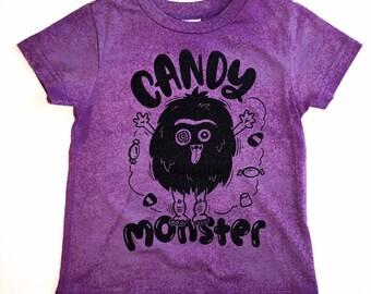 CANDY MONSTER shirt